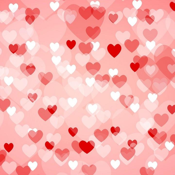 Motiv Herzen