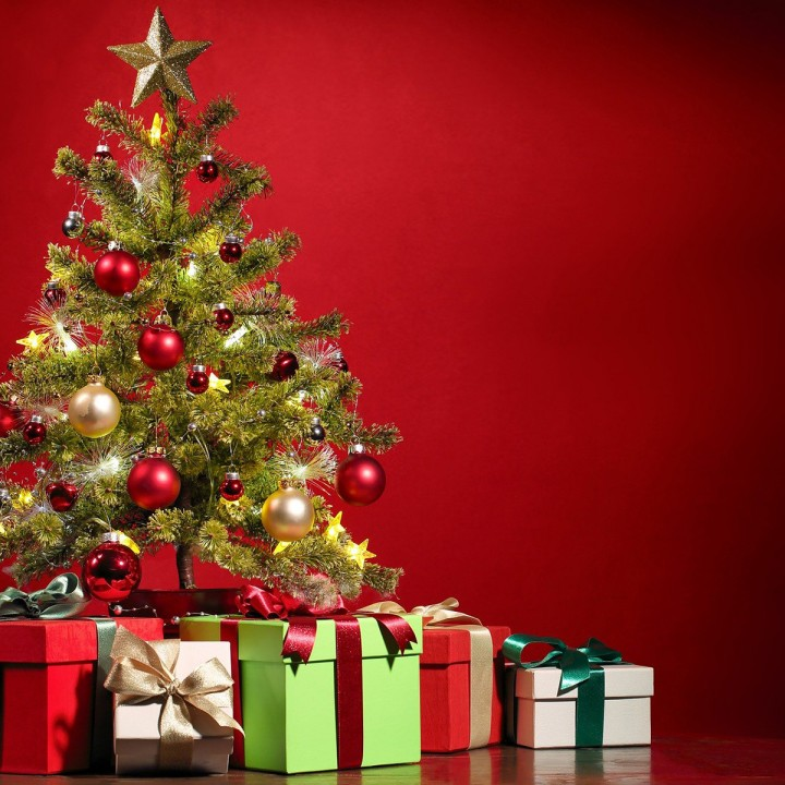 Motiv Weihnachtsbaum