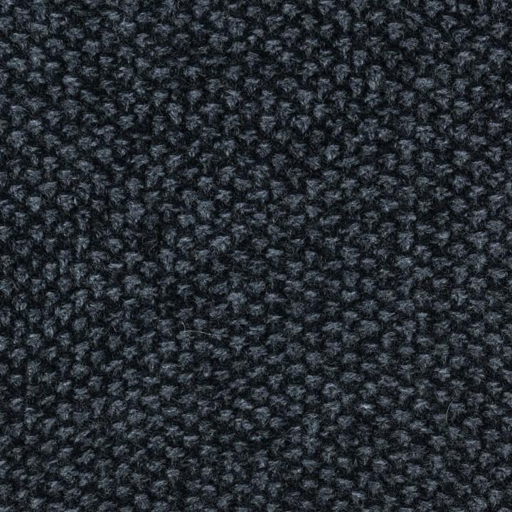 Strickjacke mit Patches und Zipper
