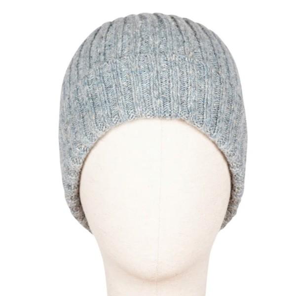 Mütze von McKernan Kamelhaar in Greystone